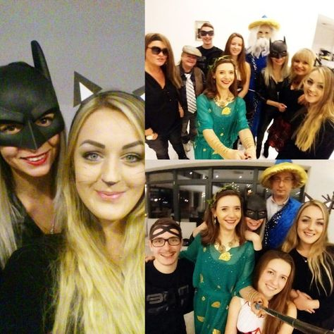 catseyes #halloween #party #in #work...