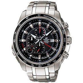 7d7e1f0bb0ca Reloj Casio Edifice EF-545D-1AV-Plateado Con Negro