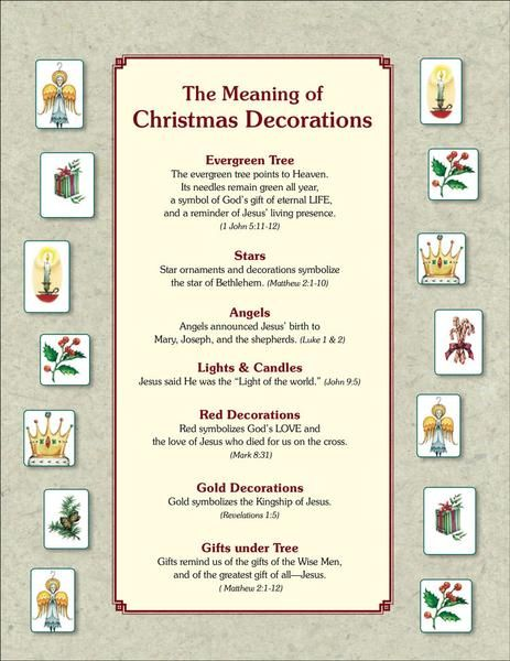 The Christmas Thing Inspirational Christmas Message Christmas