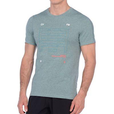 Reebok CrossFit Mesh Move Trainingsshirt Herren NEU