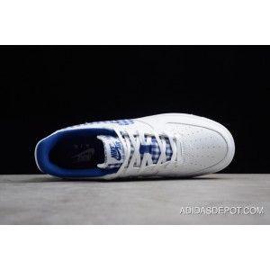 """Buy Nike Air Force 1 QS """"Gingham Pack"""" WhiteIndigo Force AV6232 100"""