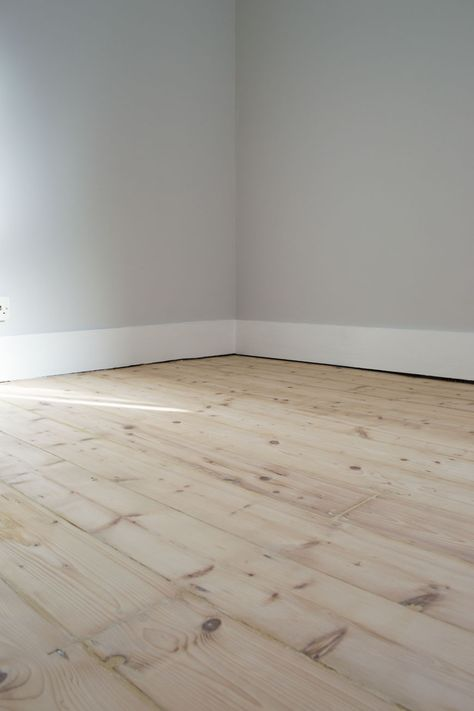 How To Whitewash Wooden Floors A Guide Curate Display Nordic Interiors And Lifestyle Blog B In 2020 Wood Floor Design Wooden Floorboards Wood Floor Restoration