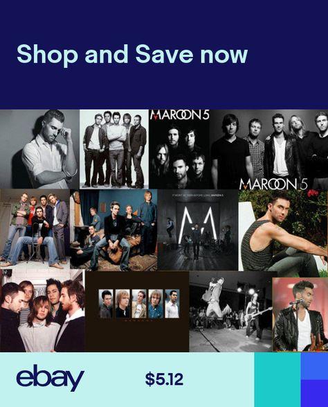 "Maroon 5 Adam Levine Pop Rock Band Music Poster 32x24/"" A34"