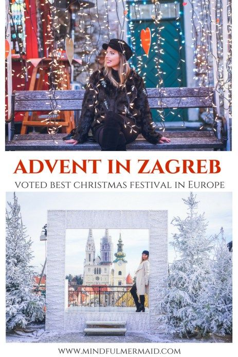 Advent Zagreb 2020 Christmas Market Guide With Map Christmas Market Christmas In Europe Zagreb