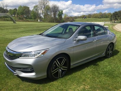 2016 Honda Accord Touring V6 Driving Impressions