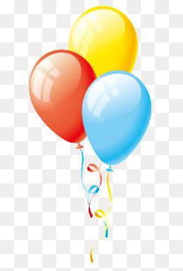 vector birthday balloons, birthday balloons clipart, vector, birthday png transparent  clipart image and psd file for free download | birthday balloons clipart, balloon  clipart, balloons  pinterest