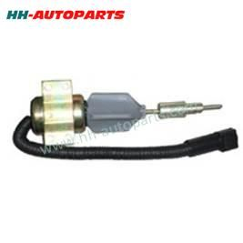 fule stop shut//off cable tractor part