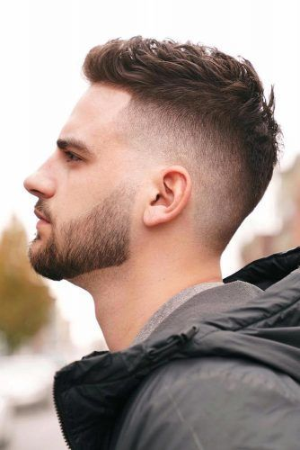 95 Trendiest Mens Haircuts And Hairstyles For 2020 Lovehairstyles Com Undercut Hairstyles Mens Haircuts Short Beard Fade