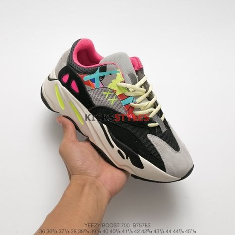 ced690f3e63e2 Custom Kaws Yeezy Boost 700 Wave Runner