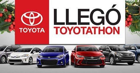 holidayseason El evento más grande de Toyota...
