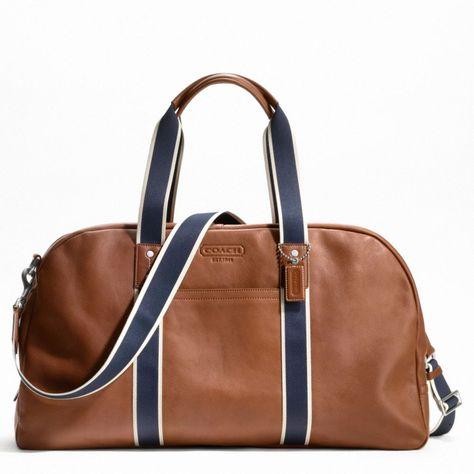 Travel Bags - Bags - MEN - Coach Factory Official Site