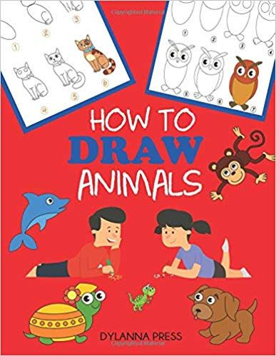 How To Draw Animals Learn To Draw For Kids Step By Step Drawing How To Draw Books For Kids Dylanna Learning To Draw For Kids Book Drawing Drawing For Kids