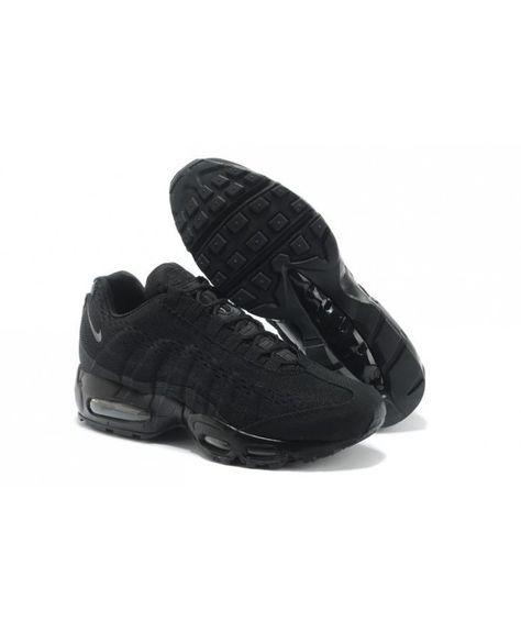 Nike Air Max 95 Em Mens Black Trainer | Nike air max, Air