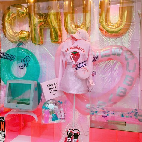 bubbles 💖【CHUU】 POP UP STORE in...