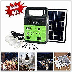 Best Solar Power Camping Gear Solar Power Energy Solar Generator Portable Solar Generator