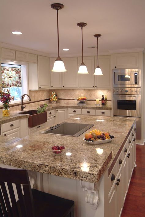 Kitchen Countertop Ideas In 2020 With Images Diy Kitchen
