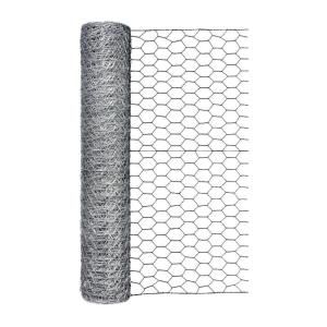 Allfenz 48 In X 50 Ft 1 In Mesh Poultry Netting 4 Pack