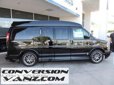 2014 Chevy Express Explorer Limited SE Conversion Van
