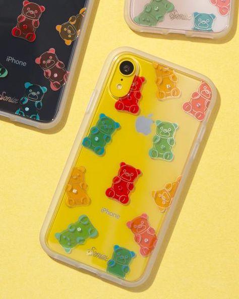 coque iphone 6 gummy worms