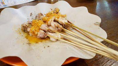 Resep Indonesia Ku Sate Taichan Senayan Asli Enak Resep Masakan Resep Makanan