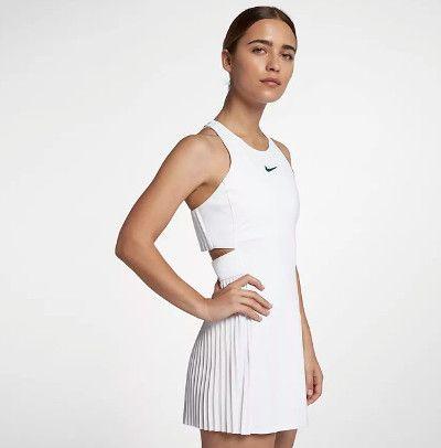 Australian Open 2015 Maria Sharapova Nike Dress Tennis Buzz Tennis Fashion Tennis Clothes Maria Sharapova