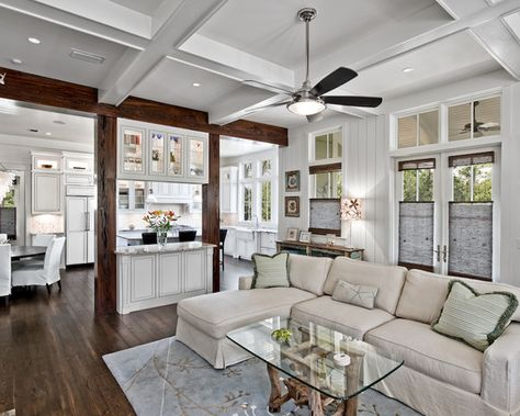 Eclectic Family Room Design, Pictures, Remodel, Decor and Ideas - page 2