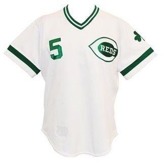 """official photos 865a2 73207 Johnny Bench on Instagram: """"Next Sunday is St. Patrick's Day ..."""