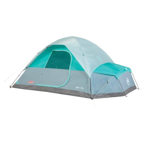 7 person tent coleman