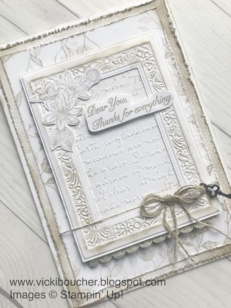 Vicki Boucher Stampin' Up! Demonstrator Australia: Kylie's International Blog Highlights August 2019