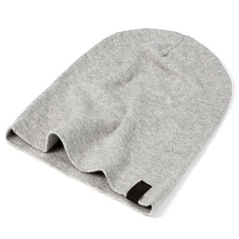 1ec15499a67 Warm Slouchy Beanie Hat - Deliciously Soft Daily Beanie In Fine Knit ...