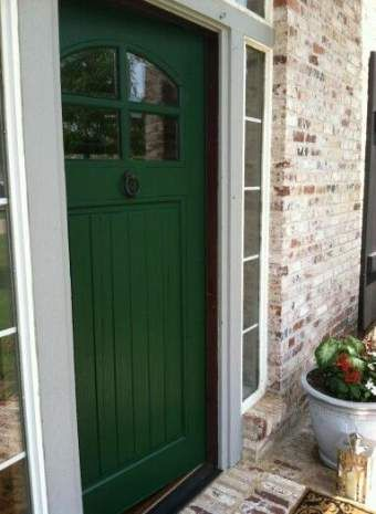 Emerald Green Front Door Entrance 25 Ideas For 2019 Green Front Doors Painted Front Doors Front Door Colors