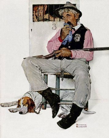 Norman Rockwell Best Paintings Ever | Norman Rockwell's Music Hath Charms (1939)