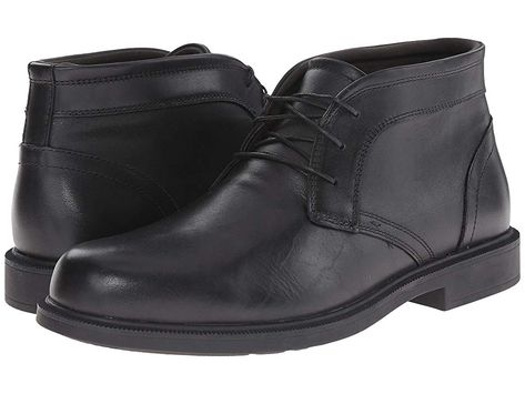 45de84c9756 Dunham Johnson Chukka Waterproof Men s Boots Black