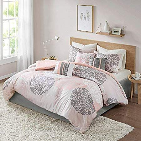 Coral Bedding Sets And Comforters Beachfront Decor In 2020 Bedding Sets Master Bedroom Master Bedroom Comforter Sets Cool Comforters