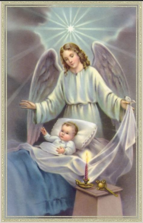 St. Michael, Our Guardian Angels | Finer Femininity