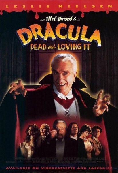 Dracula - Dead and Loving it Great funny Halloween movie! | Flicks ...