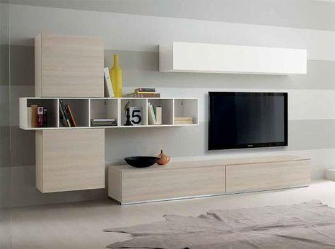 Soggiorni - pensarecasa   Arredamento d\'interni   Pinterest   TVs ...