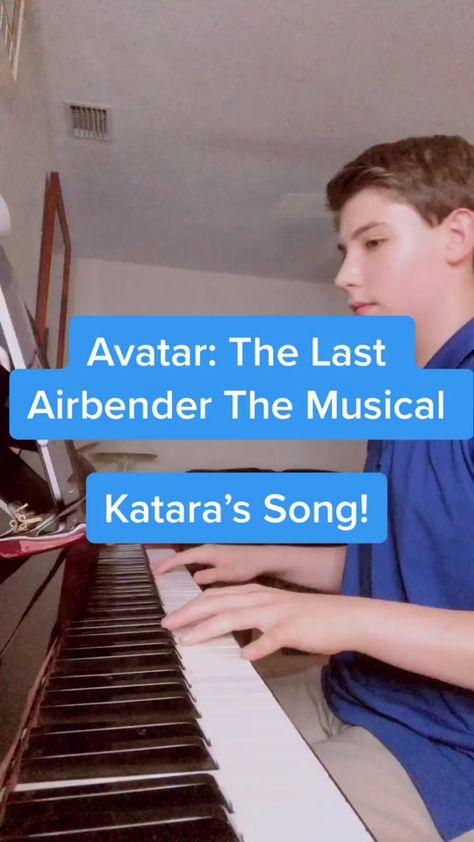 Here's Katara's song! #TikTokFanFest #LetsFaceIt #avatarthelastairbender #atla #avatarmusical #atlamusical #fyp #firenation #water #katara #avatar