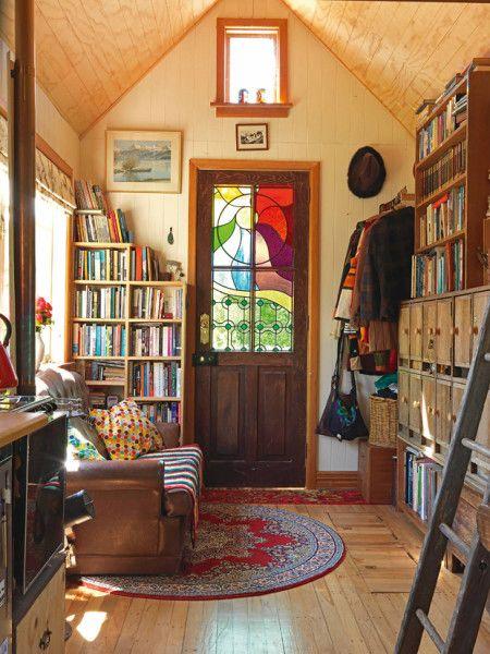 Lily Duvall\'s Tiny House - Interior | Design - Tiny house ...