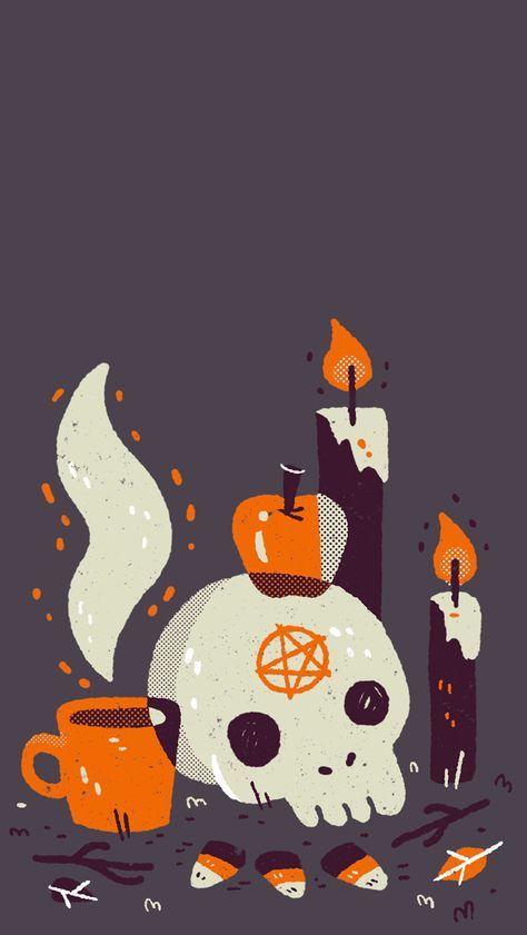 Fall Wallpaper Iphone Tumblr Simple 28 Ideas Halloween Wallpaper Iphone Halloween Wallpaper Witchy Wallpaper
