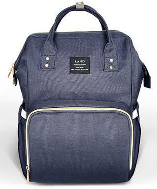 Mama Wickeltasche Babytasche Windel USB Rucksack Nappy Bag Backpack 3 farben NEU