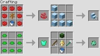 New Minecraft 1 13 Crafting Recipes Minecraft Crafts Minecraft Diy Crafts Crafting Recipes