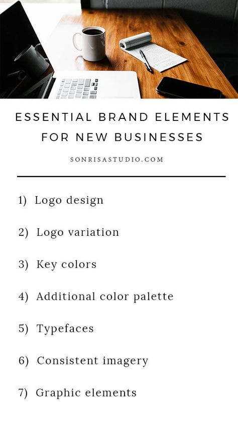 Essential Brand Elements for New Business, Elmhurst IL