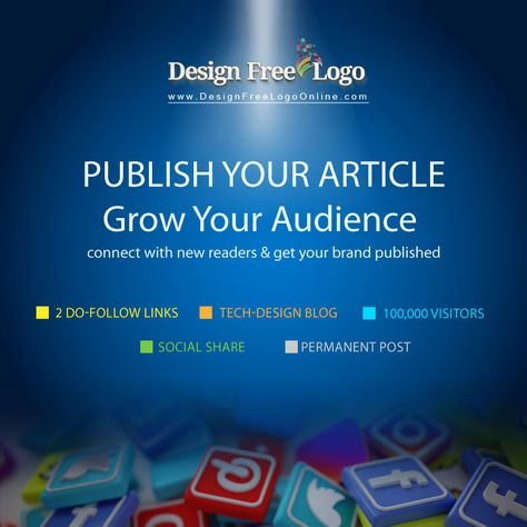 Submit a Guest Post to our Blog - Native advertising Sponsored