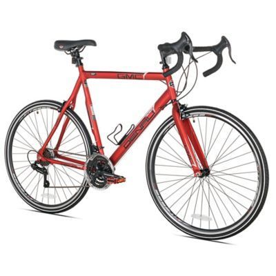 Gmc Denali 700c 25 Road Bike In Red Gmc Denali