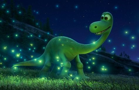 Easter Eggs In 'The Good Dinosaur' Pay Pixar & Disney Movies Homage, Big Time