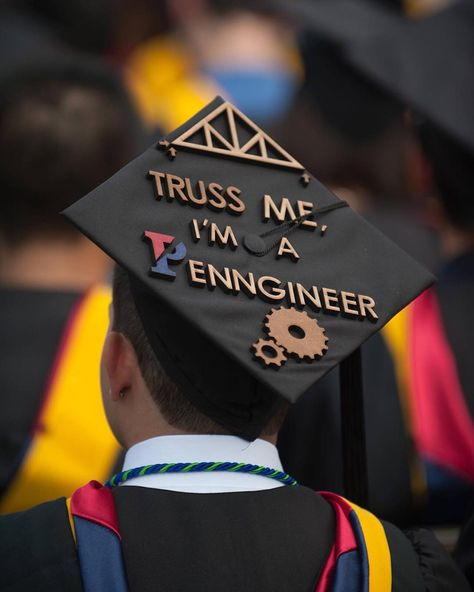 Best of Penn May 2015: Truss me Im a Penngineer. #penn #penngrad #PennEngineering @penngineering Originally published 5/19/15 by @uofpenn on Instagram http://ift.tt/1YQurEy