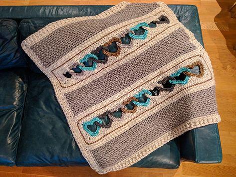 Ravelry: Jaylin110's All My Heart Crochet Blanket