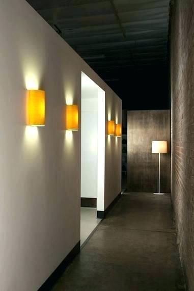Wall Sconce Lighting Ideas Diy More Images Of Hallway