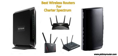 Best Router For Charter Spectrum 2019
